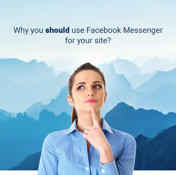 Facebook Messenger for WordPress 4
